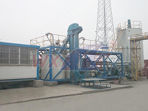 30吨移动式改性沥青设备